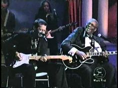 BB King & Eric Clapton - Private Concert at White House. Oct 23th, 1999. The Thril is Gone