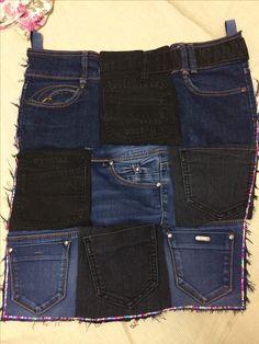 Тема для мелочей из джинсовых кармашков 👌🏼