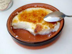 recette de cuisine crème brûlée sans oeufs