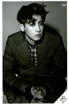 [140622] Chanyeol (EXO) New Picture for Overdose SD CARD SET A @ POP-UP Store (Scan) by OliV_xoxo