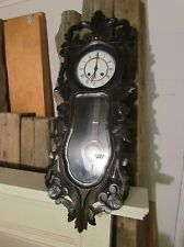 Etzold & Popitz regulator wall clock