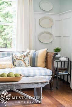 Summer 2015 Home Tour - Miss Mustard Seed