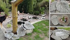 cool decorations with old items - Google Search