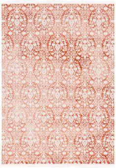 Terracotta 8' x 11' 4 New Vintage Rug | Area Rugs | eSaleRugs