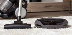 Robot vacuum cleaners have popularly been adopted in most house holds. Smart Home Appliances, Drywall Mud, Best Vacuum, Paint Stripes, Old Wall, Knobs And Pulls, Robot, Glass, Vacuum Cleaners