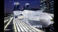 Zaha Hadid - Opera House China