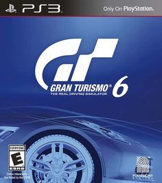 Gran Turismo 6 - Sony PlayStation 3 - - 2013 - Brand New and Sealed Beyond Two Souls, Power Points, Ps3 Games, Playstation Games, Arcade Games, Sony, Crash Bandicoot, Xbox 360, Bugatti