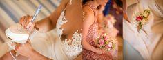 Dusty Rose Elegant Wedding in Folegandros