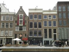 Anne Frank House in Amsterdam- one of the most moving places I have ever been...