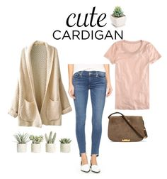 """#cutecardigan #springlayers"" by mirrang on Polyvore featuring True Religion, J.Crew, Marni, Allstate Floral, cutecardigan and springlayers"