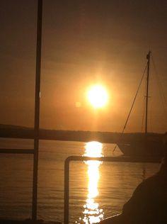 Pôr do sol Tavira