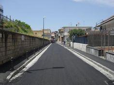 Napoli, riapre il tratto tra Piazzetta Guantai e largo Decina di Via camillo Guerra