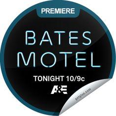 Bates Motel Premiere Sticker   GetGlue