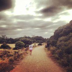 Trail Running...Rancho Penñasquitos
