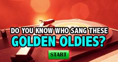 These are some of the most famous songs of all time – can you name the artist who performed the song? Put your oldies knowledge to the test and try the quiz! 60s Party, Fun Quizzes, We Remember, Her Music, Music Lovers, Good News, The Beatles, Did You Know, Growing Up