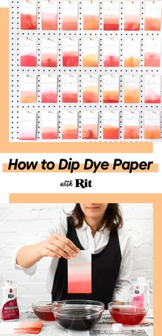 48 Best Paper | Rit Dye images in 2019 | Rit dye, Holiday gift tags