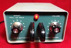 Vintage Heathkit HD-1410 Electronic Keyer Morse by RobsHobbies