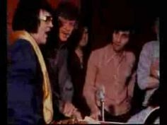 Elvis Presley - Gospel Medley (On Tour) - that voice! still captivating to listen to Elvis sing gospel.