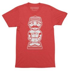 MintLeague.com - Cincinnati Reds T-Shirt