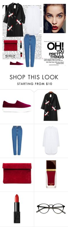 """28/11"" by dorey on Polyvore featuring Opening Ceremony, WithChic, Nico, New Look, Mulberry, Tom Ford and NARS Cosmetics"