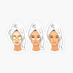 Doll Eye Makeup, Makeup Quotes Funny, Facial Aesthetics, Doodle Tattoo, Skin Care Spa, Instagram Highlight Icons, Aesthetic Stickers, Spa Day, Art Girl