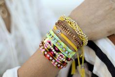 beach wrist candy #summer #rebelprincess