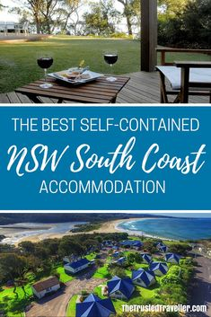 From Kiama in the north to Merimbula in the south, we've picked the very best…