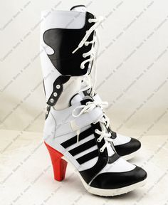 harley quinn suicidé squad shoes - Google Search