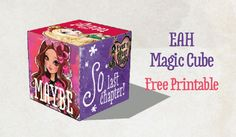 Ever After High Magic Cube