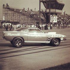 Vintage Drag Racing - Sox & Martin