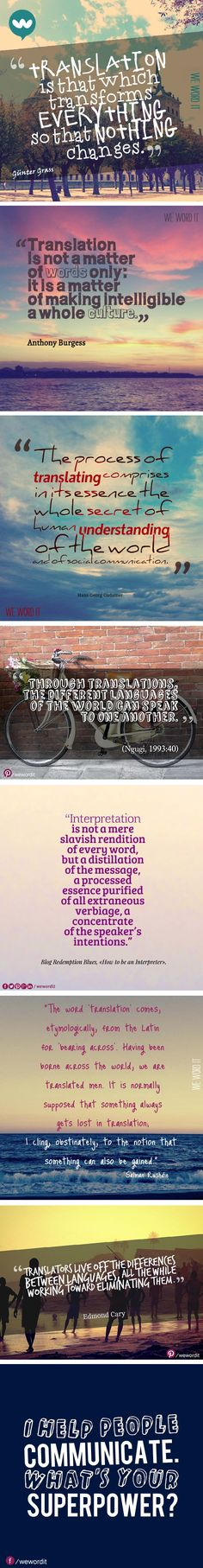 #xl8 #t9n #x8n #quotes on #translation #translator #xl8r #t8r #interpreting #1nt #xl8quote