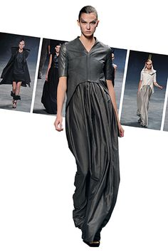 Karlie Kloss looking fierce in #RickOwens #DesignerSpotlight