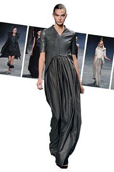 Karlie Kloss looking fierce in #RickOwens #DesignerSpotlight