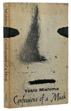 CONFESSIONS OF A MASK, Yukio Mishima rare books