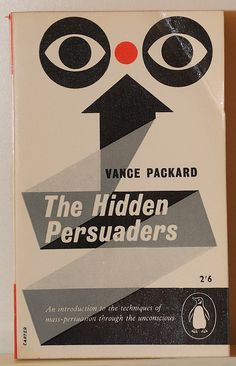 a must read book but i can't find: The Hidden Persuaders