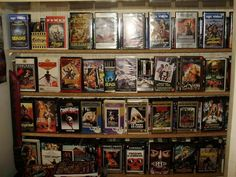 I would spend hours in rental stores lookin at these vhs tapes