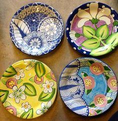 Damariscotta Pottery-plates- Facebook: Damariscotta Pottery