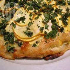 Zucchini Tarte mit Blätterteig @ de.allrecipes.com