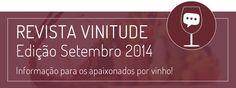 Falemos de gastronomia: Revista Vinitud: Setembro 2014