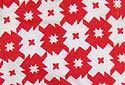 Annalee Doll Christmas Fabric for the Year 1971.  To view the complete collection of Annalee Doll Christmas Fabric please visit http://www.suecoffee.com/Christmas-Fabric.html