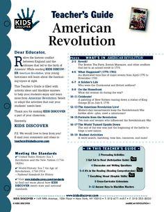 American Revolution - KIDS DISCOVER