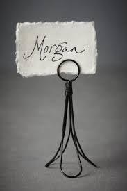 Resultado de imagen para marcadores de mesa originales