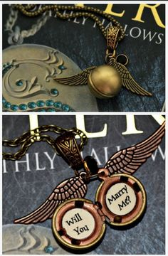 Cute! More Harry Potter awesomeness. DCI knows no limits - if you wanted this, we can make it custom for you!