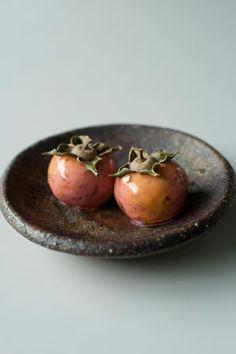 Japanese sweets / 照柿(terugaki)