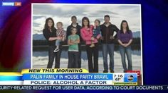 drunk, gun-wielding Track Palin arrested for assaulting a woman. Son of Sarah Palin brawling again.