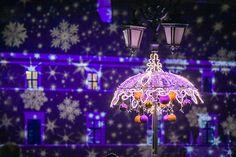 Warsaw Christmas market  #christmas #holiday #inspiration #cities #lights