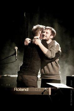 Ólafur Arnalds and Nils Frahm - Sigur Ros