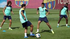 Training session 02/10/13