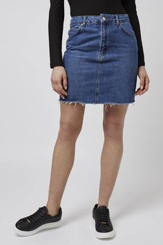 MOTO Western Stitch Dress | Indigo, Topshop and In