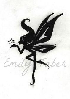 Fairy Tattoo by Reenin.deviantart.com